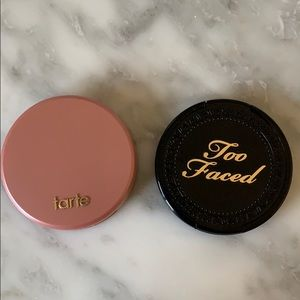 Mini Bronzers and Blush